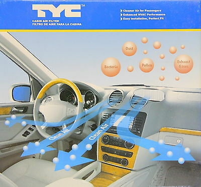 95 97 lincoln continental ac cabin air filter replacement tyc 800094p quality ebay Tyc Cabin Air Filter
