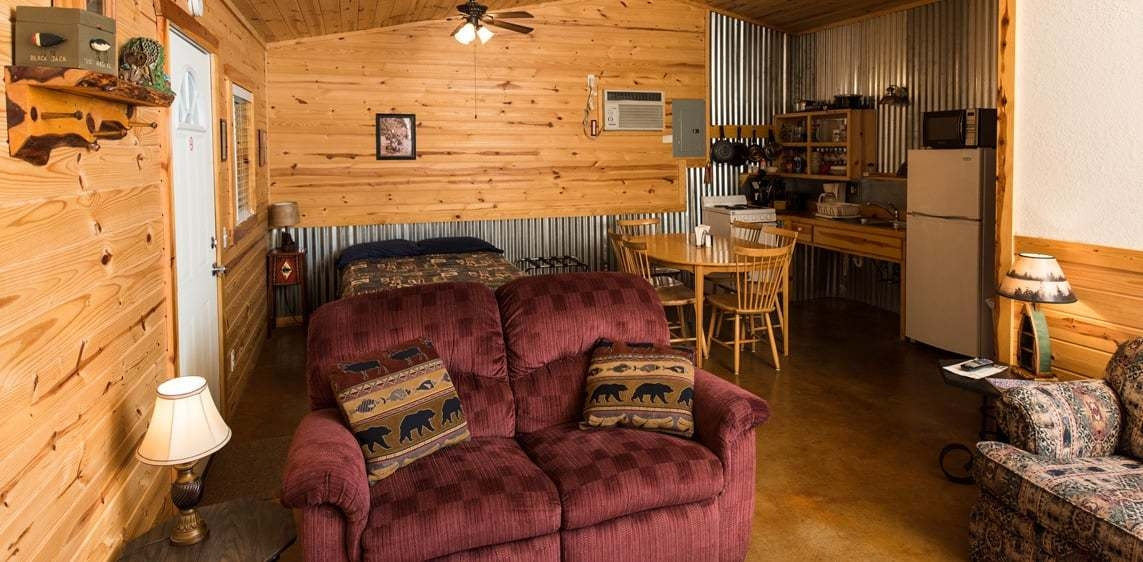 aspen cabins chickasaw country Lake Arbuckle Cabins