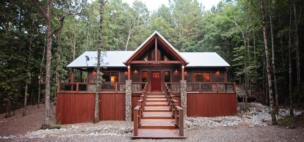 broken bow luxury cabins vacation cabin rental near Beavers Bend Luxury Cabins