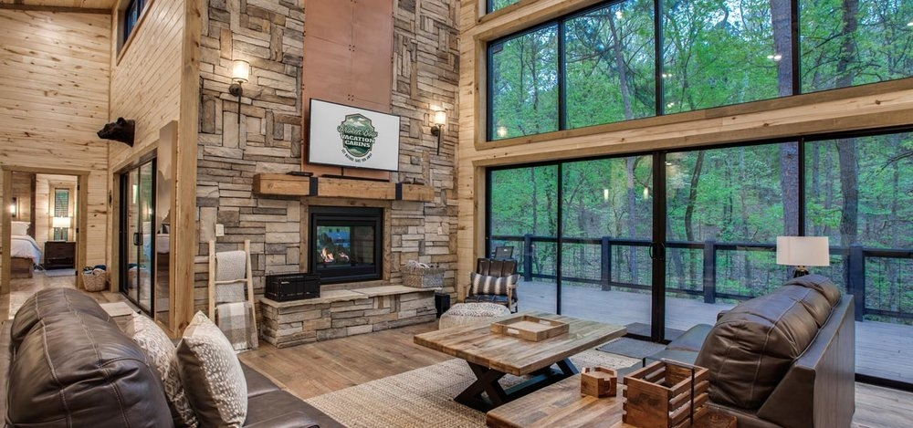 Permalink to Simple Luxury Cabins Broken Bow Gallery