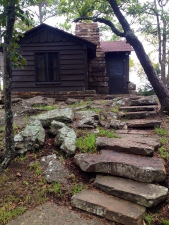 cabin 101 picture of robbers cave state park wilburton Oklahoma State Park Cabins