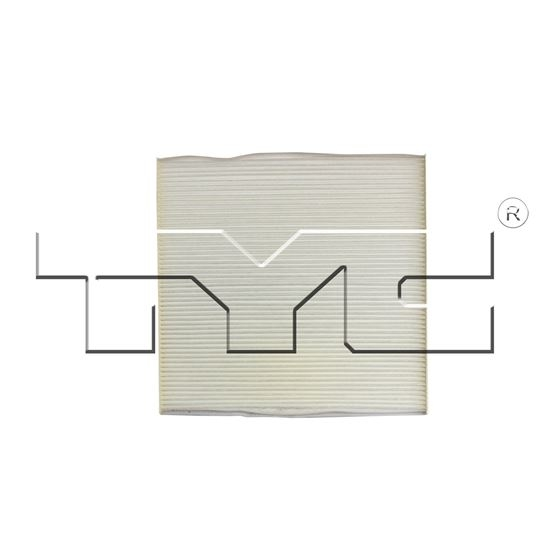 cabin air filter tyc 800107pquick shipping from multiple locations in the usa Tyc Cabin Air Filter