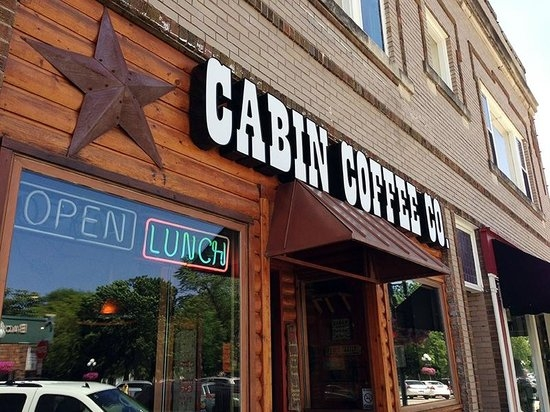 cabin coffee co jets like taxis picture of cabin Cabin Coffee Company