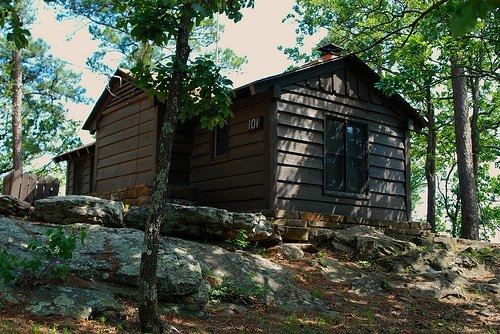 Oklahoma State Park Cabins