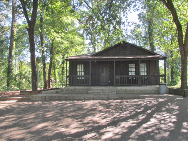 daingerfield state park cabin four person texas parks Daingerfield State Park Cabins