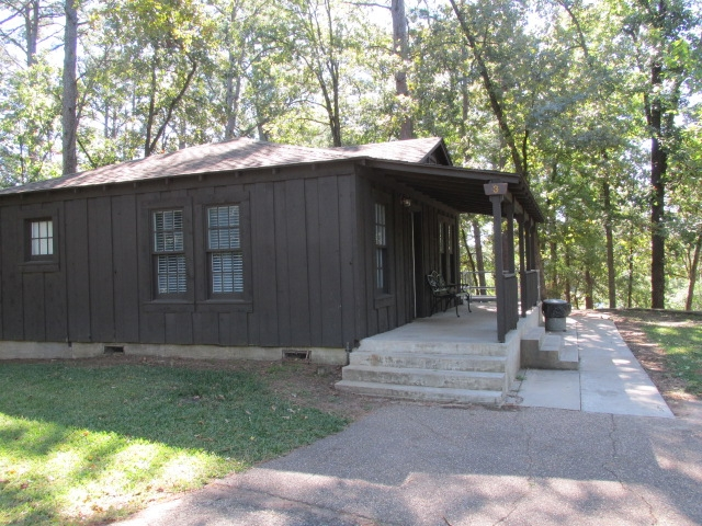 daingerfield state park cabins four person ada accessible Daingerfield State Park Cabins