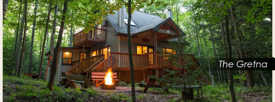 Simple Door County Cabin Ideas