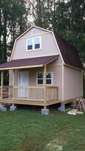 home depot tiny home small house tiny house 16 x 16 two Home Depot Cabins