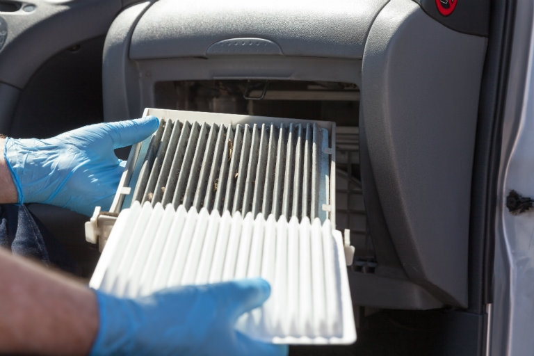 how often should you change your cabin filter Replace Cabin Air Filter