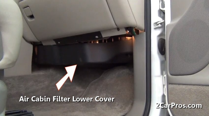 how to change a cabin air filter in under 15 minutes Replace Cabin Air Filter