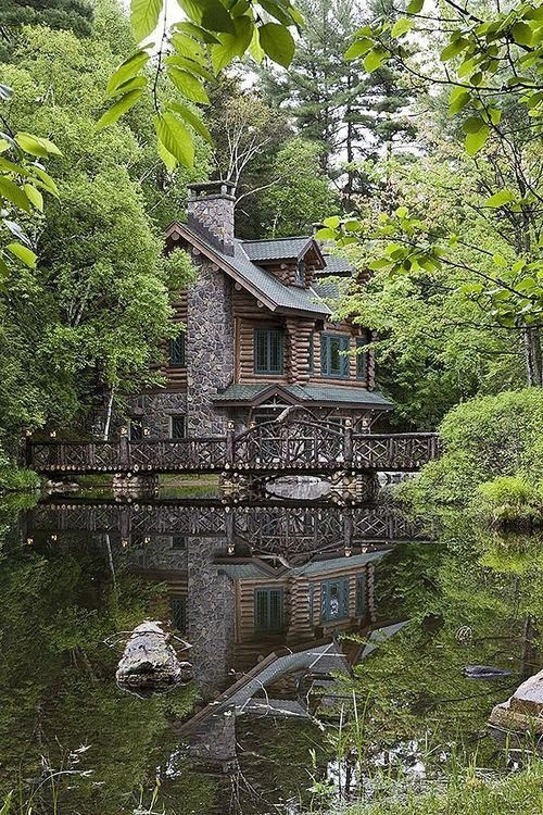lake house adirondack mountains new york cabins in 2020 Adirondack Mountains Cabins