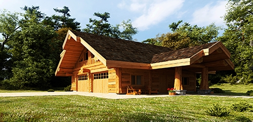 log home and log cabin floor plans pioneer log homes of bc Log Cabin Plans