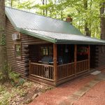 luxury log cabin with jacuzzi in ohio amish country cabins Cabins Amish Country Ohio