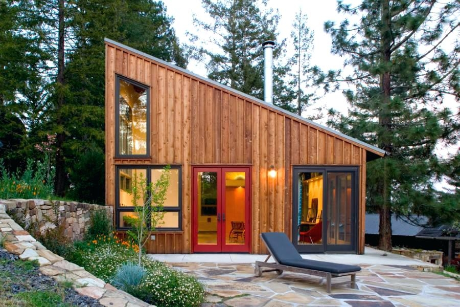 modern small cabins best prefab homes ideas on tiny modular Best Cabin Designs