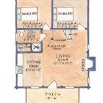 moshannon cabin floor plan country log cabins Log Cabin Floor Plans With 2 Bedrooms And Loft