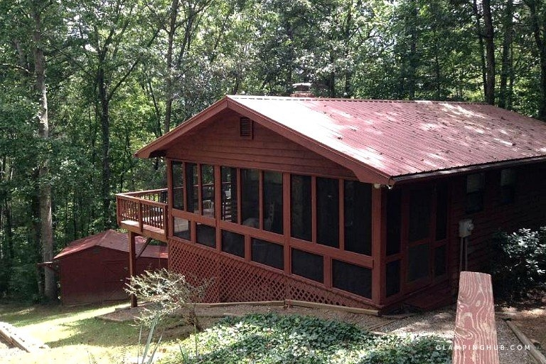 mountain cabin rental under two hours from atlanta for lake nottely getaway in georgia Cabins In Atlanta Georgia