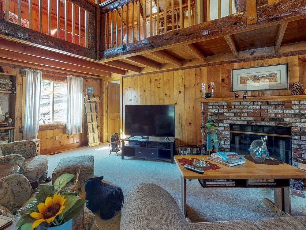 new listing dog friendly cabin with great lake and big bear Pet Friendly Cabins In Big Bear