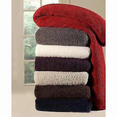 nwt members mark oversize cuddly cabin throw soft blanket Cuddly Cabin Throw