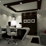 office md room interior work in 2019 small office design Small Office Cabin Interior
