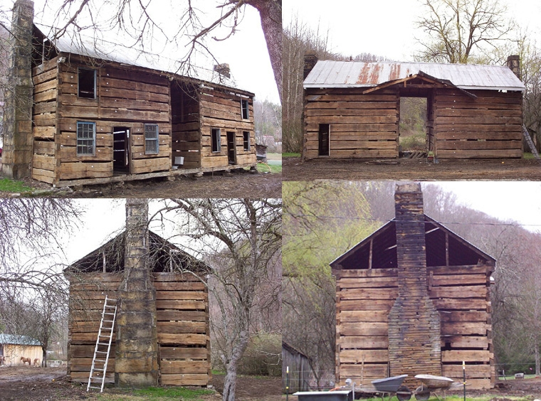 Permalink to Dismantled Log Cabin For Sale
