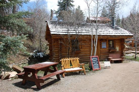 our cabin at strawberry park hot springs picture of Strawberry Hot Springs Cabins