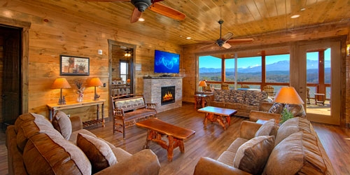pigeon forge luxury cabins finest rentals in the smokies Luxury Cabins In Tennessee