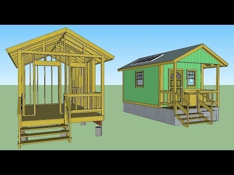 quixote off grid cabin under 5000 14 steps Build Off Grid Cabin