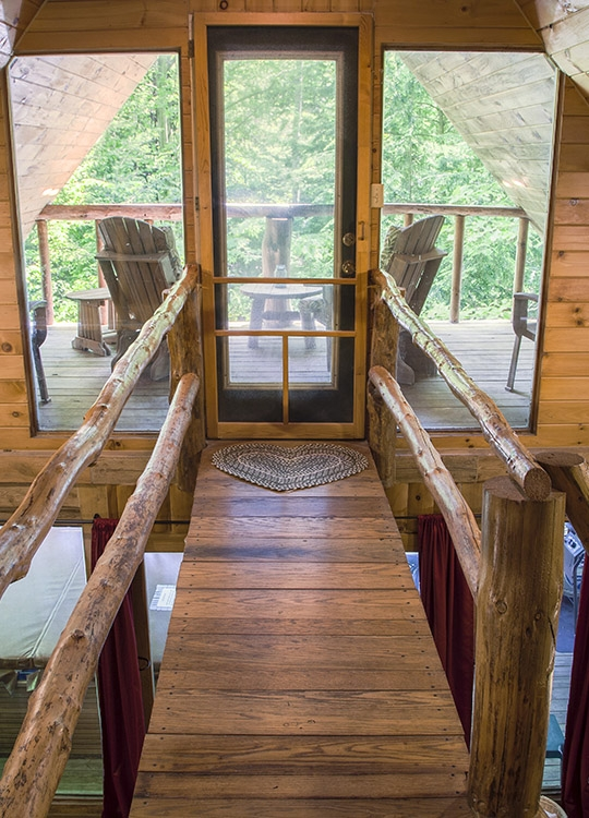 stargazer cabin in hocking hills at getaway cabins Getaway Cabins Hocking Hills