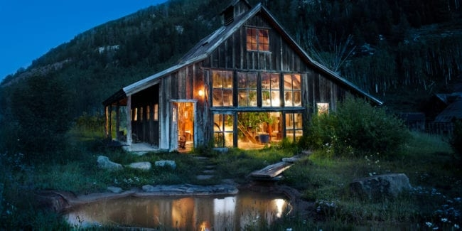 stay overnight at these 4 private hot springs colorado Hot Springs Cabins Colorado