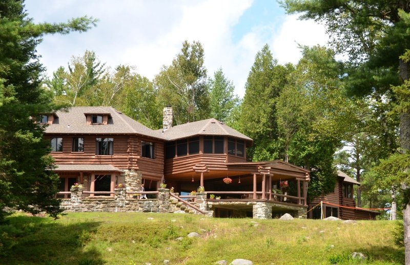 Permalink to Adirondack Mountains Cabins