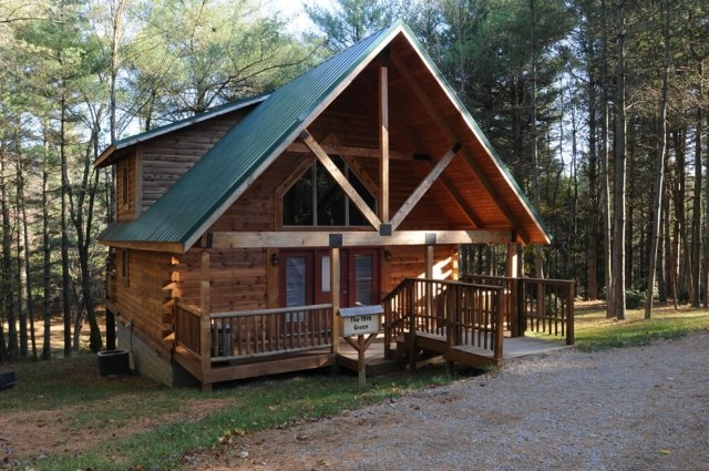 the 19th green cabin Cabin West Virginia