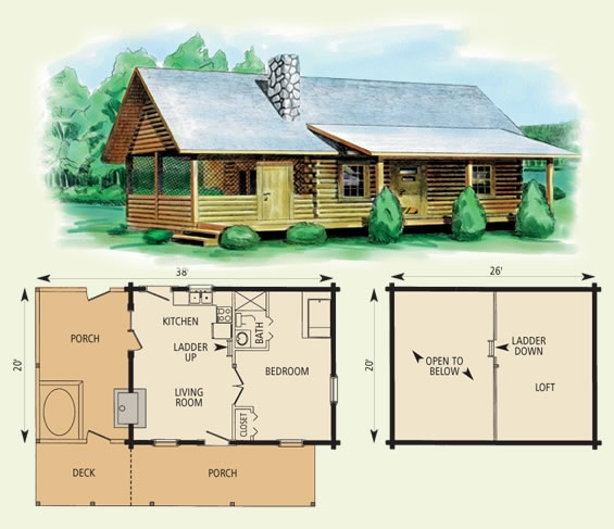 the best cabin floorplan design ideas Cabin House Floorplans