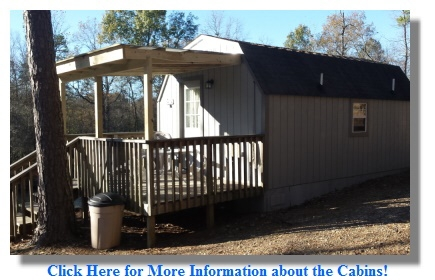 the caddo river ranch cabins on the caddo river in arkansas Caddo River Cabins