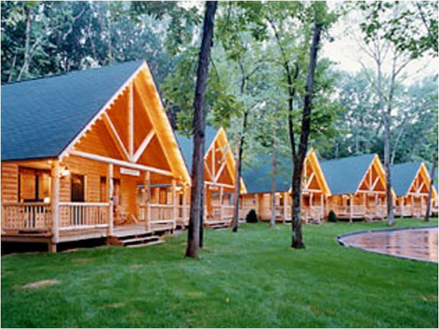 Simple Wisconsin Dells Log Cabin Rentals
