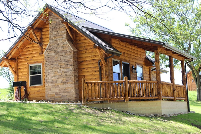 10 awesome cabins in ohio for an unforgettable stay Log Cabin Rentals In Ohio
