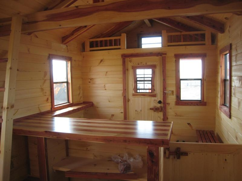 18 luxury 10x20 tiny house floor plans Small Cabin Plans With Loft 10 X 20