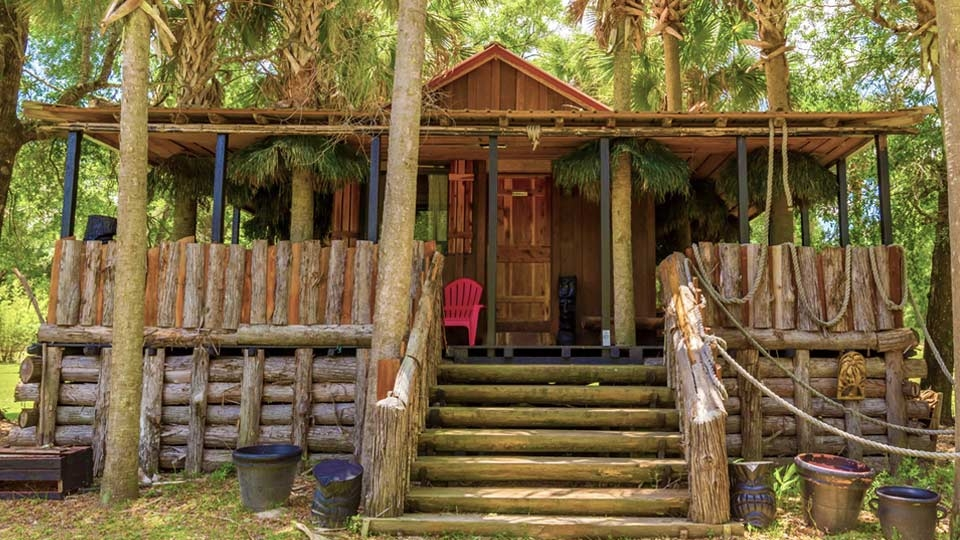 beautiful hidden cabins on the blackwater river in florida Florida Campgrounds With Cabins