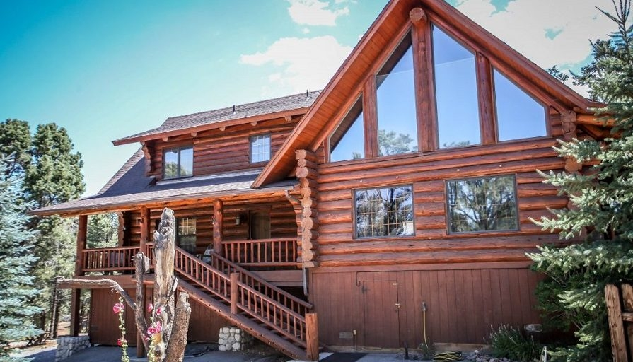 Elegant Big Bear Lakefront Cabins Ideas
