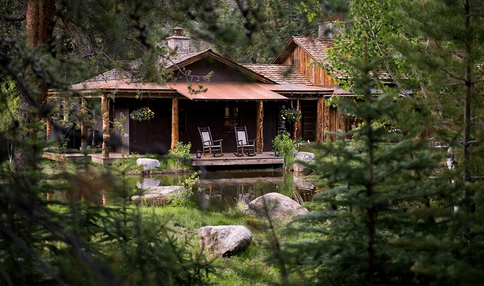 colorado mountain lodge crested butte cabins taylor Taylor Creek Cabins
