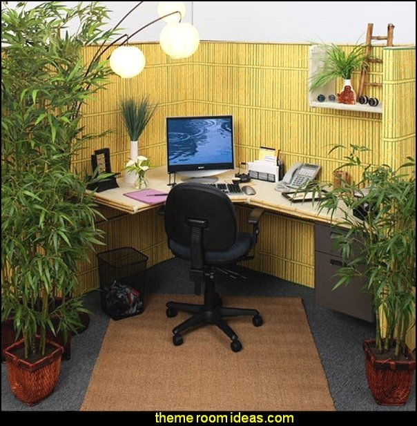 decorating theme bedrooms maries manor office cubicle Office Cabin Decorating Ideas