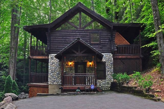 gatlinburg dream 1 bedroom cabin rental 1 Bedroom Cabins In Gatlinburg