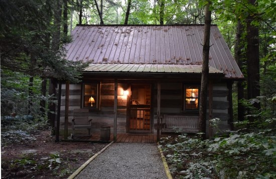 hocking hills frontier log cabins updated 2020 prices Log Cabin Rentals In Ohio