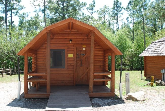 koa campground and rv resort lion country safari cabin Florida Campgrounds With Cabins