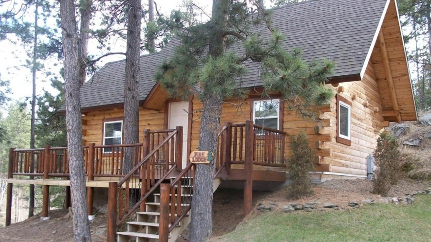 lodging keystone chamber of commerce Rustic Ridge Guest Cabins