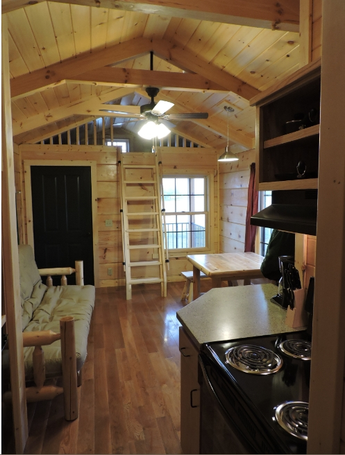 lodging missouri state parks Mark Twain State Park Cabins