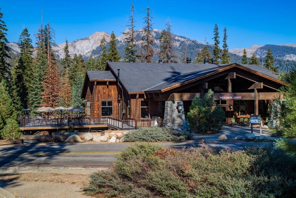 photos videos sequoia kings canyon national parks Sequoia National Park Cabins