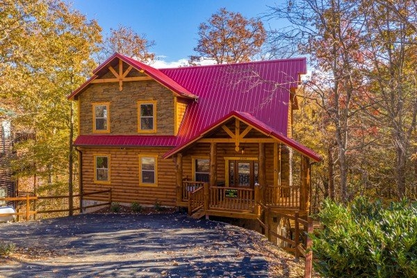 pinot splash luxury plus 4 bedroom gatlinburg cabin rental A Gatlinburg Cabin