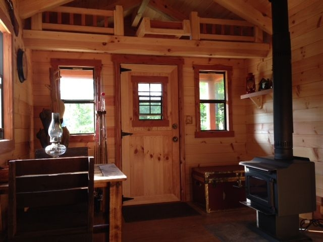 plywood paneling for walls small cabin plans with loft 10 x Small Cabin Plans With Loft 10 X 20