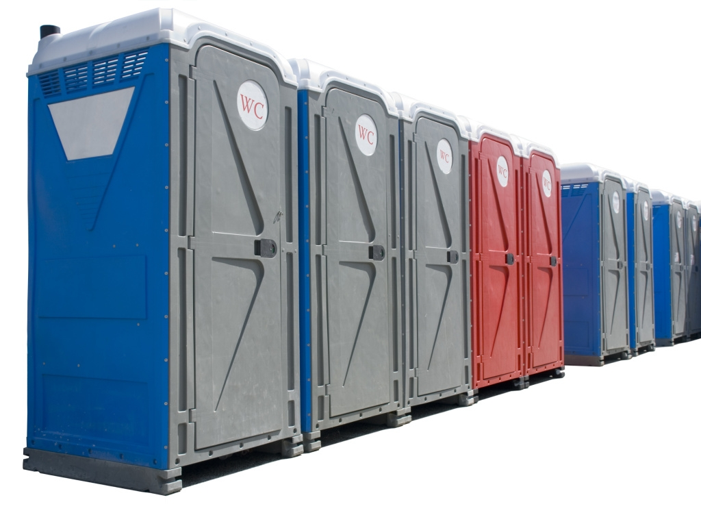 portable pe plastic toilet cabin Chemical Toilets For Cabins