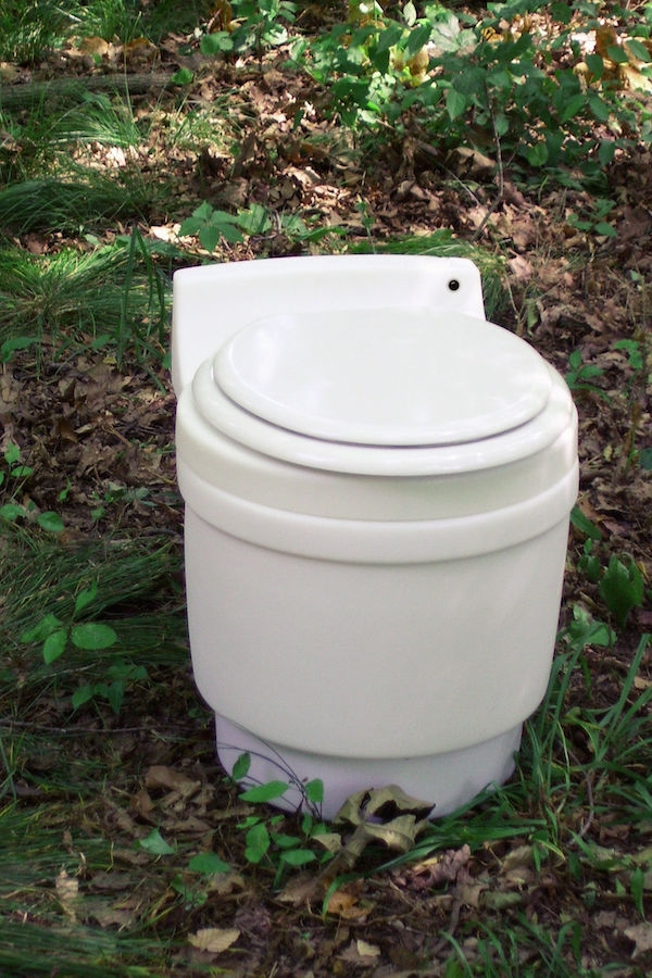 the toilet that will change the world Chemical Toilets For Cabins